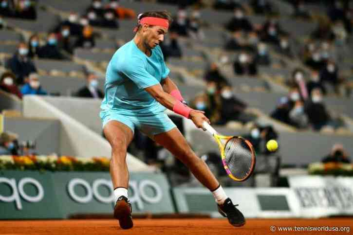 'Rafael Nadal was doing things which he had not always done', says former No. 1