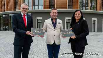 Waldkliniken Eisenberg: 5-Sterne Patientenhotel in Thüringen - Food Service