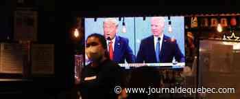 Fact-check: le dernier débat présidentiel américain