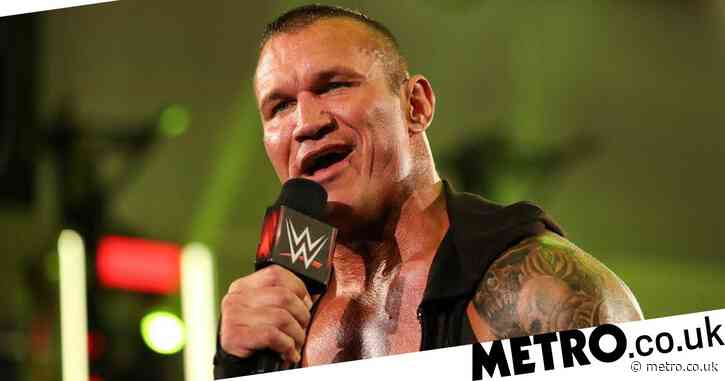 WWE legend Randy Orton's workout playlist has hidden warning for Drew McIntyre at Hell In A Cell