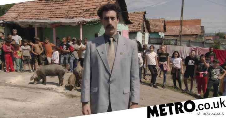 Borat 2 first reactions: Praise for Maria Bakalova as Sacha Baron Cohen sequel deemed 'as shocking as it is hilarious'