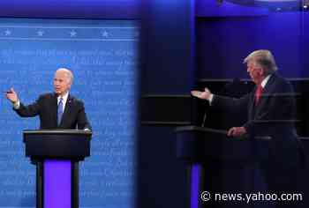 Debate analysis: Biden offers substance while Trump deals in conspiracy theories