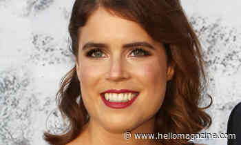Princess Eugenie's stunning favourite maternity dress has a sweet meaning