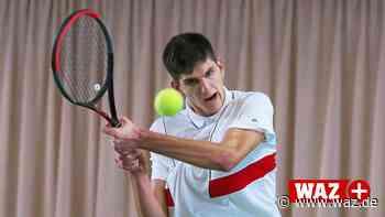 Tennis: Im Sportpark Ruhrtal in Hattingen geht's um viel - Westdeutsche Allgemeine Zeitung