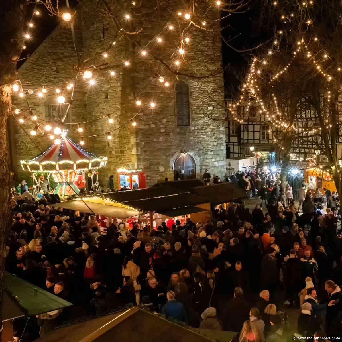 Hattingen Marketing rechnet mit Weihnachtsmarkt 2021 - Radio Ennepe Ruhr