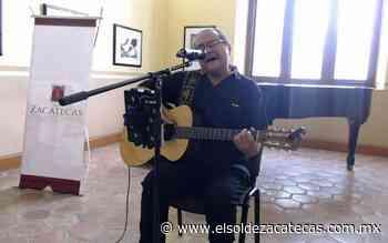 Adrián Villagómez encantó con presentación de trova - El Sol de Zacatecas