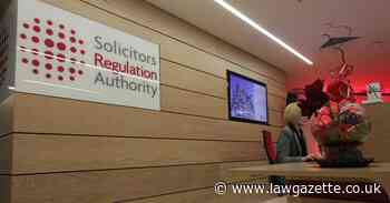 PC renewal extended as solicitors report nightmare with SRA system