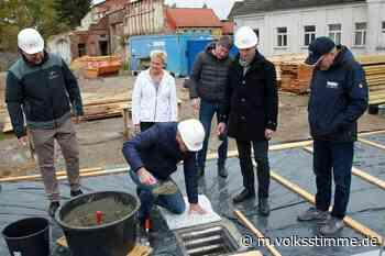 Wohnungsbau Stadtmühle: Jetzt geht es richtig los - Volksstimme
