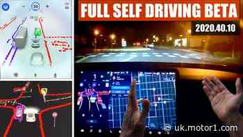 Tesla Full-Self Driving beta has arrived: See it in action