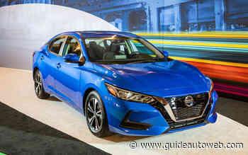 Nissan ajoute une boîte manuelle pour la Sentra SR