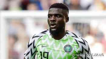 End Sars protests: Midfielder John Ogu calls for Nigeria team boycott