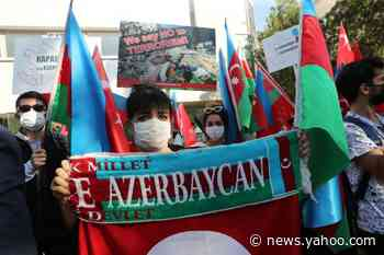 Turkey's Armenians 'cannot breathe' as Karabakh rhetoric rages