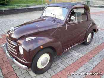 Vendo Fiat 500 Topolino C d'epoca a Lallio, BG (codice 8046637) - Automoto.it