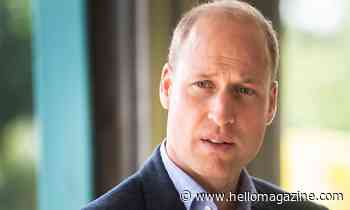 Prince William reveals what keeps him up at night