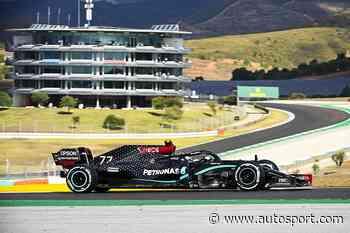 Portuguese GP: Bottas leads Mercedes 1-2 in opening Portimao F1 practice