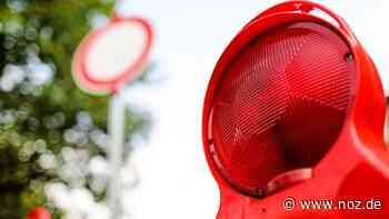 Ab Montag: Verkehrsbehinderungen wegen Sanierungsarbeiten in Bad Laer - NOZ