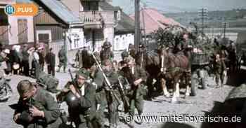 Als die Wehrmacht in Stamsried einrückte - Mittelbayerische