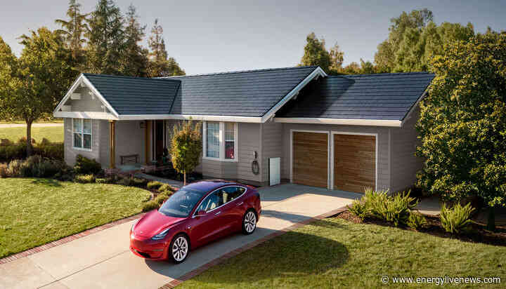 Tesla's solar and storage installations hit new high in third quarter of 2020