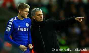 Andre Schurrle says Jose Mourinho left his confidence in tatters with his 'psychological pressure'