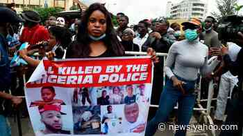 Nigeria End Sars protest: Key protest group says stay at home