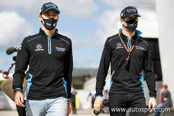 Williams F1 team refuses to confirm Russell, Latifi to stay for 2021