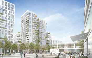 Bagneux : l'ensemble urbain s'élance du pôle gares - Moniteur