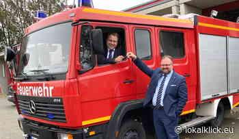 Gemeinde kauft Feuerwehr-Fahrzeug aus Korschenbroich - Lokalklick.eu - Online-Zeitung Rhein-Ruhr
