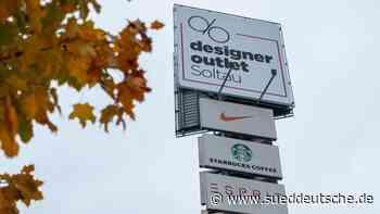 Outlet Center an A7 setzt auf Erweiterungsentscheidung 2021 - Süddeutsche Zeitung