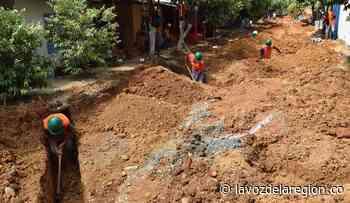 Inicia reconstrucción del alcantarillado sanitario en el sector urbano de El Pital - lavozdelaregion.co