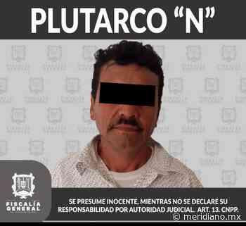 Plutarco es capturado en Acaponeta por lesiones y daño - Meridiano.mx