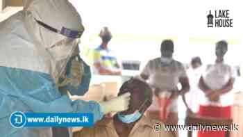 PCR tests will be carried out at fisheries harbours - Ceylon Daily News