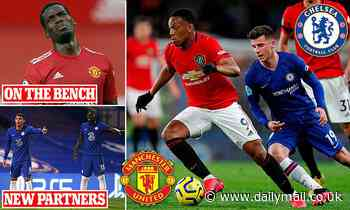 Manchester United vs Chelsea tactical preview: Paul Pogba, Hakim Ziyech, Edinson Cavani and more