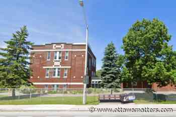 Closure at Manotick Public School, but not for COVID-19 - OttawaMatters.com