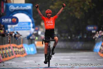 Josef Černý solos away from breakaway to Giro d'Italia 2020 stage 19 victory