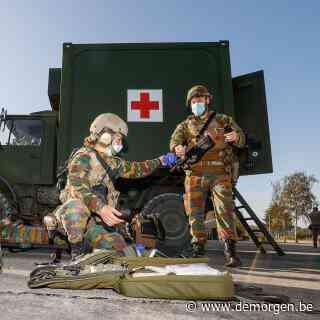 Live - Defensie moet ziekenhuizen ontlasten met noodhospitaal, ambulances en helikopters
