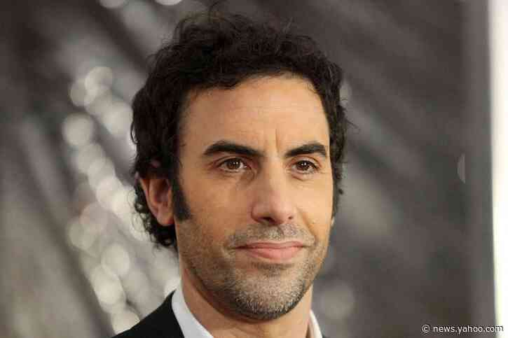 Sacha Baron Cohen says 'it was pretty clear to us' what Giuliani was doing in Borat scene: 'It is what it is'