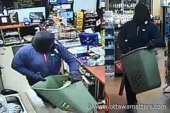 Suspect wanted in robbery on Manotick Main Street - OttawaMatters.com