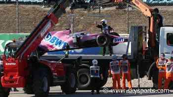 Verstappen-Stroll crash in dramatic Bottas-led practice