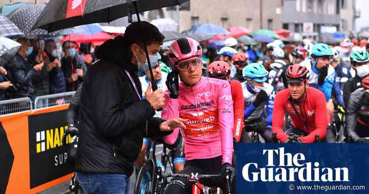 Josef Cerny wins shortened 19th stage of Giro d'Italia after riders protest
