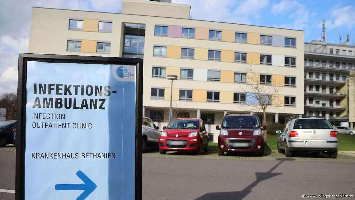 Zwei weitere Corona-Tote in Solingen - Inzidenz steigt auf fast 200 an