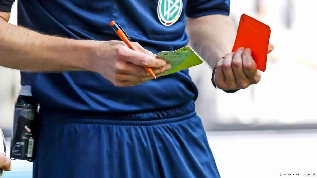 Herzberg: Spielabbruch nach Angriff auf Schiedsrichter - Sportbuzzer