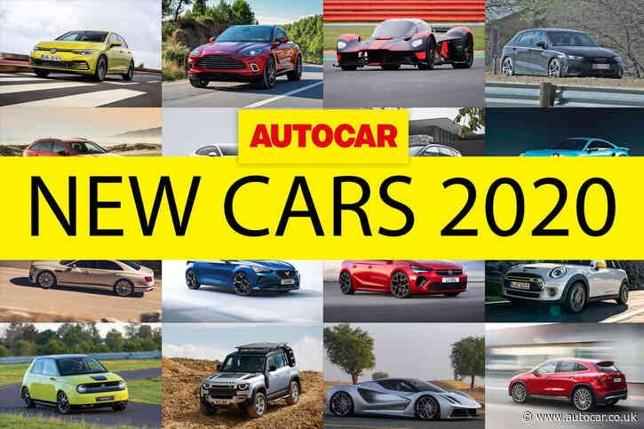 New cars 2020/2021: what's coming and when?