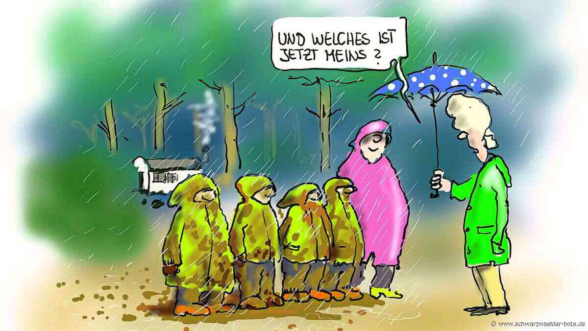 Bad Wildbad: Bei jedem Wetter