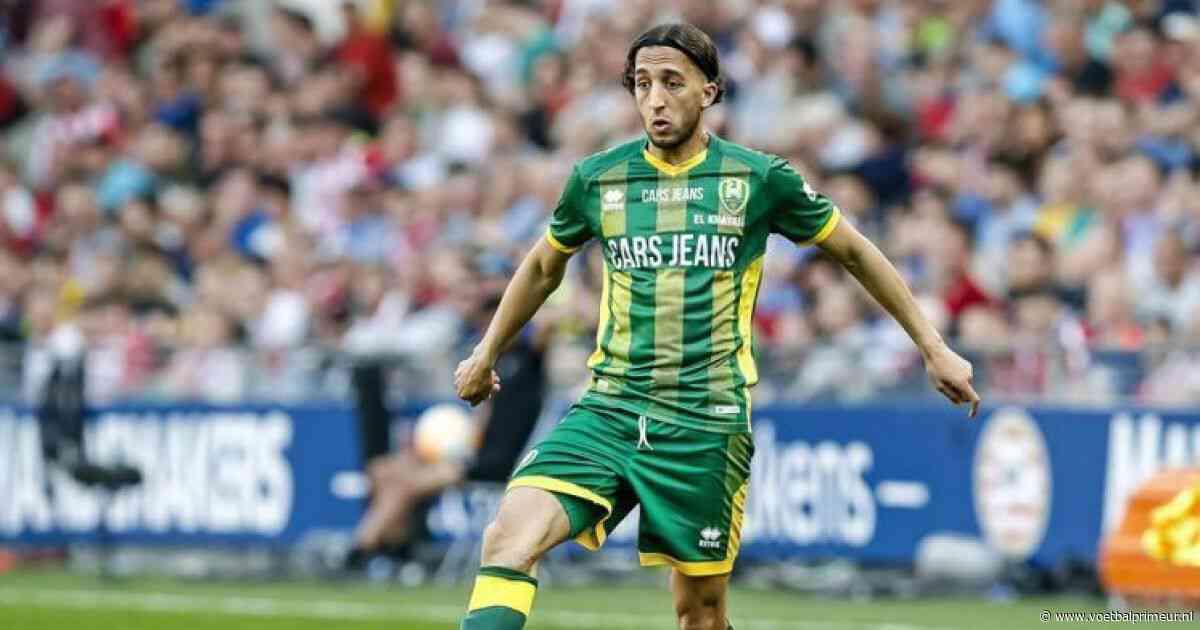'Goede speler, maar wij zullen niet de enige club zijn die El Khayati wil hebben'