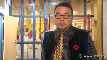 Nunavut MLA Patterk Netser ousted from cabinet