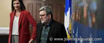 [EN DIRECT] COVID-19: «L'heure est grave» dans la grande région de Québec, clame Geneviève Guilbault