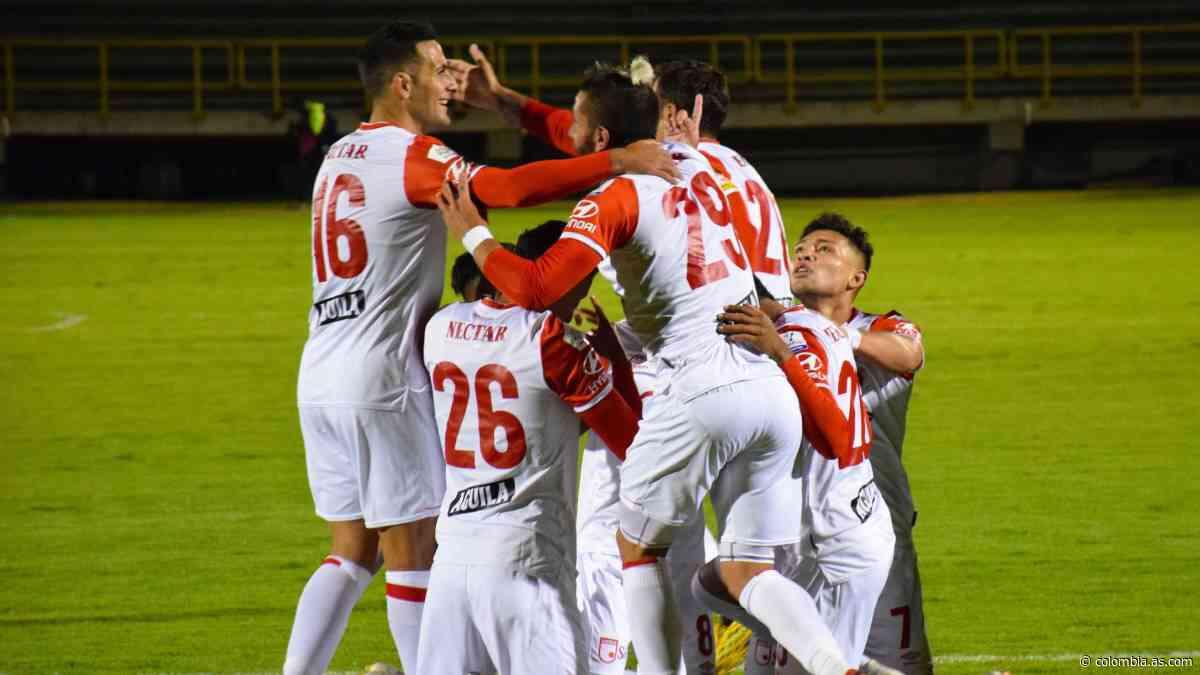 Santa Fe vence a Patriotas y debuta McCormick de 14 años - AS Colombia