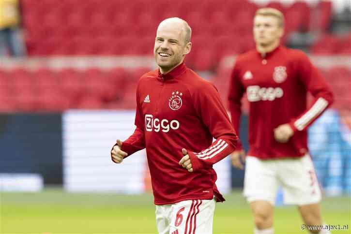 Vermoedelijke opstelling Ajax tegen VVV Venlo