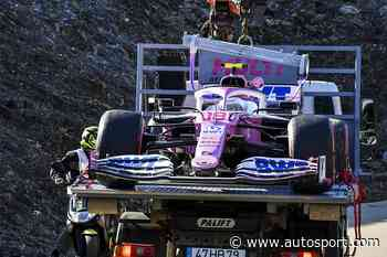 Stroll, Verstappen escape punishment on F1 Portuguese GP FP2 clash