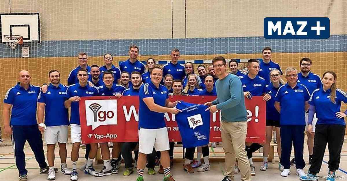 Start-up Ygo unterstützt Handballer des FK Hansa Wittstock - Märkische Allgemeine Zeitung